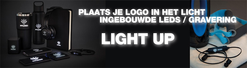 Light-Up Artikelen Bedrukken
