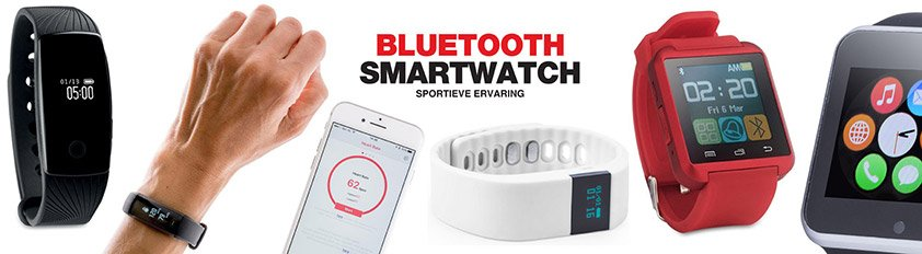 Smartwatches Met Logo