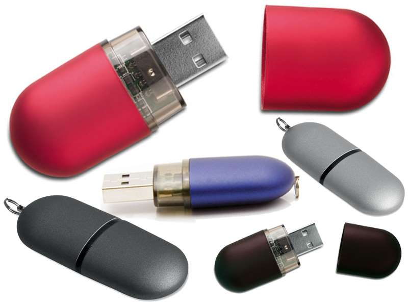 Usb-stick in capsule vorm 4gb - IMG0