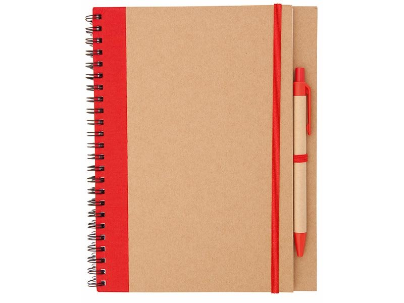 Notebook 60 pagina's recycled papier - IMGb