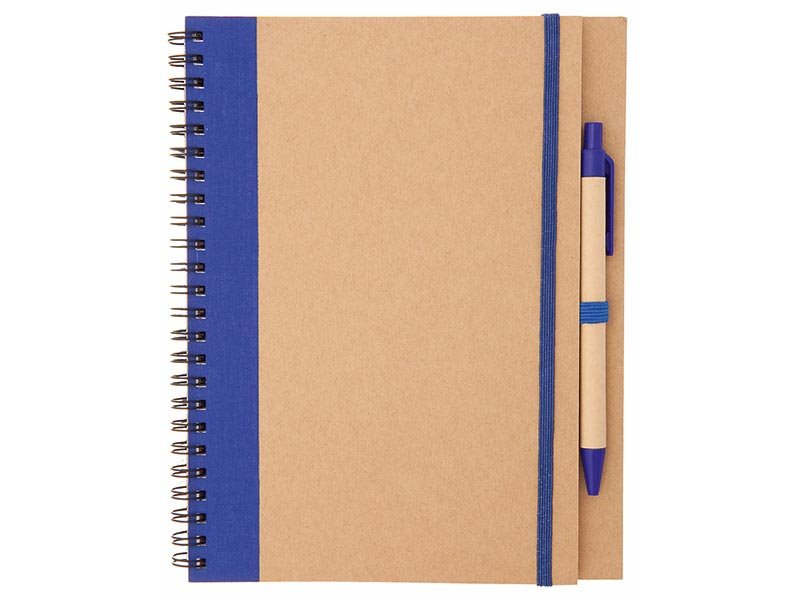 Notebook 60 pagina's recycled papier - IMGd