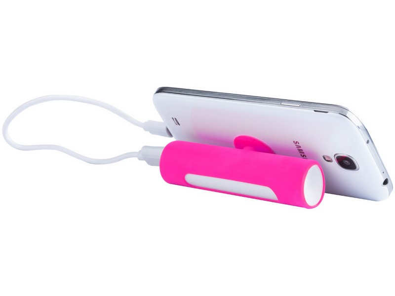 Usb power met zuignap en rubberen cover.2200 mah - IMGi