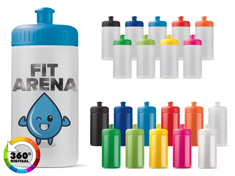 Designed by toppoint 500ml bidon.