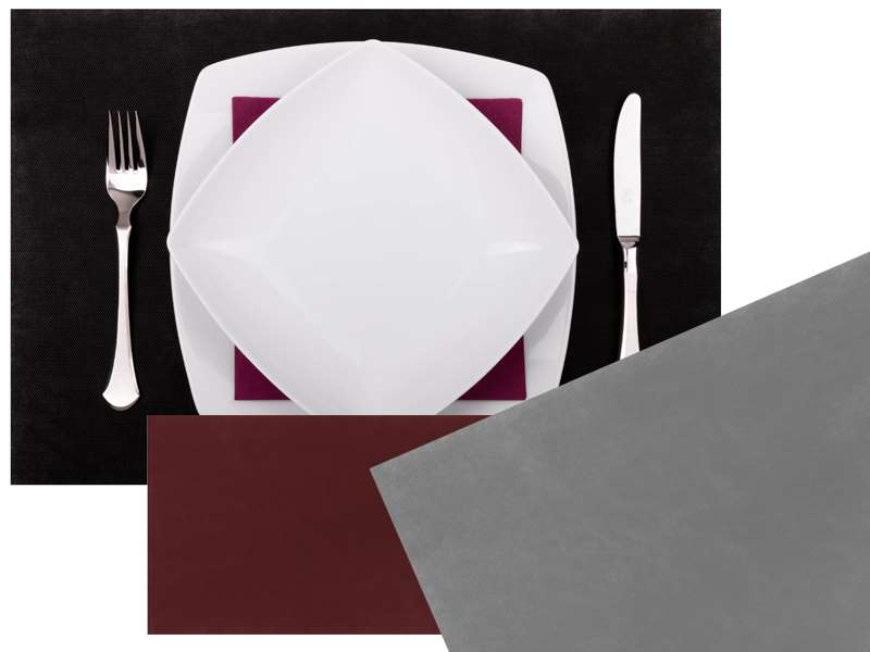 Non woven placemat