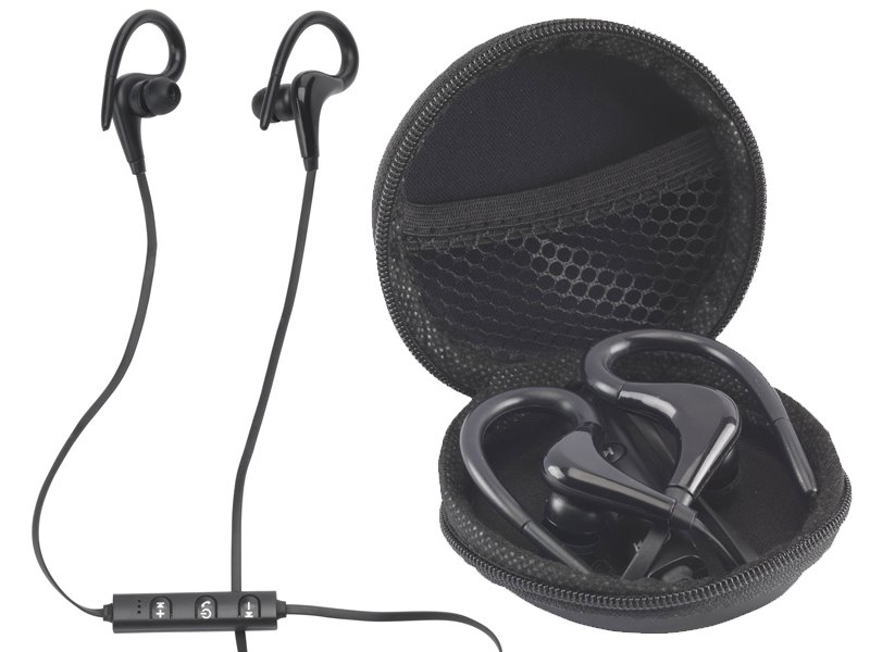 Bluetooth® sports earbuds oortelefoon