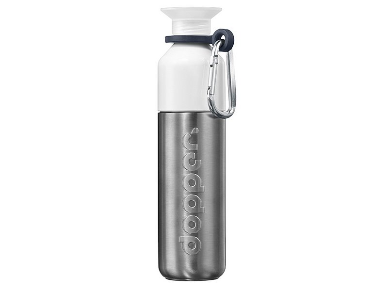 Drinkfles dopper steel 490 ml - IMGa