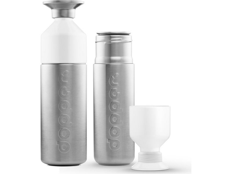 Drinkfles dopper steel 490 ml - IMGb