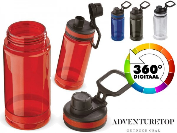 Waterfles adventure 550ml